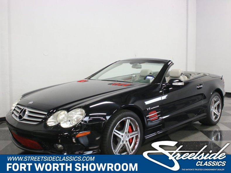 For Sale: 2003 Mercedes-Benz SL55