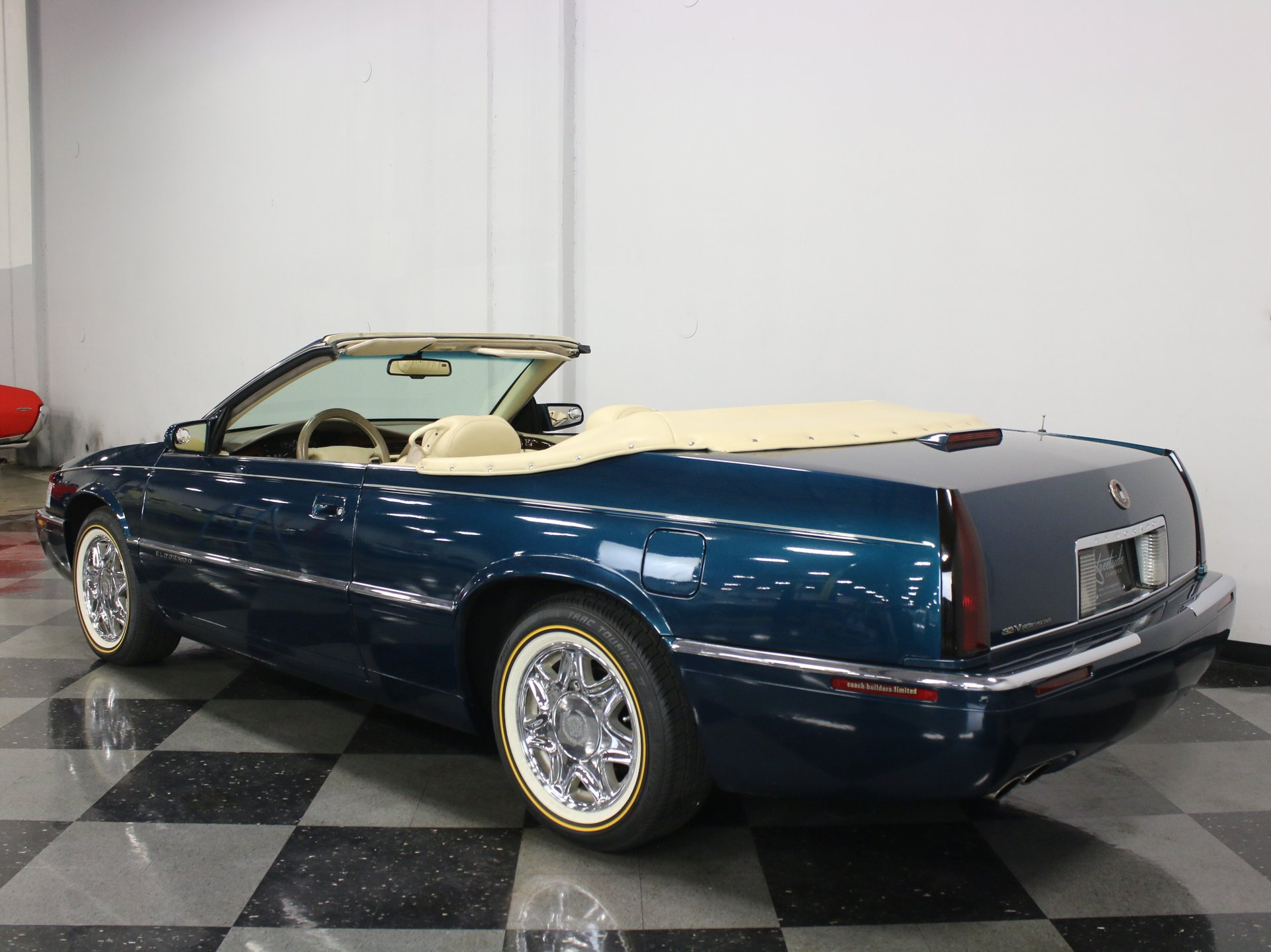 1995 cadillac eldorado streetside classics the nation s trusted classic car consignment dealer 1995 cadillac eldorado streetside