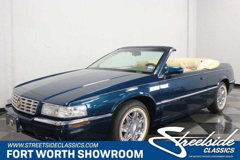For Sale: 1995 Cadillac Eldorado