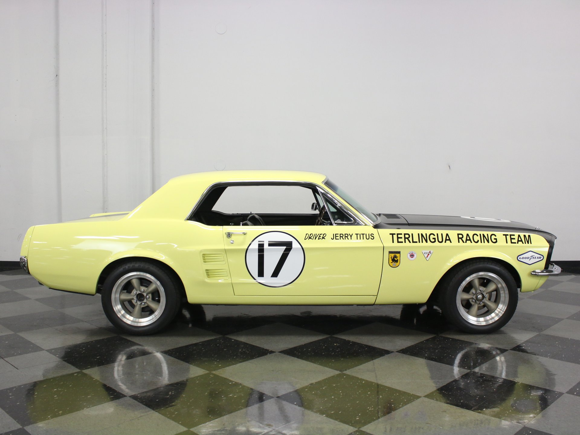 1967 Ford Mustang | Streetside Classics - The Nation's