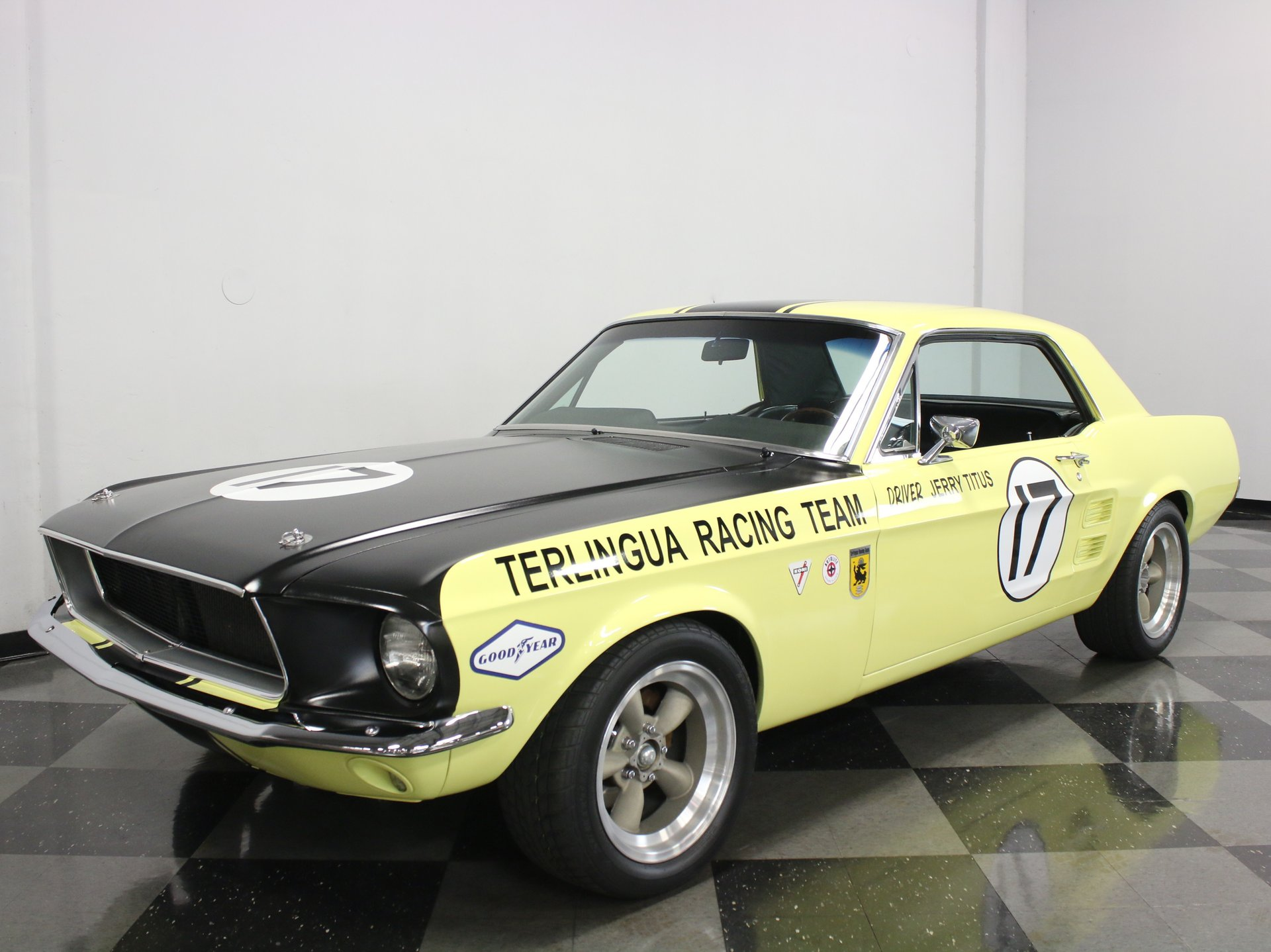 1967 ford mustang shelby terlingua tribute