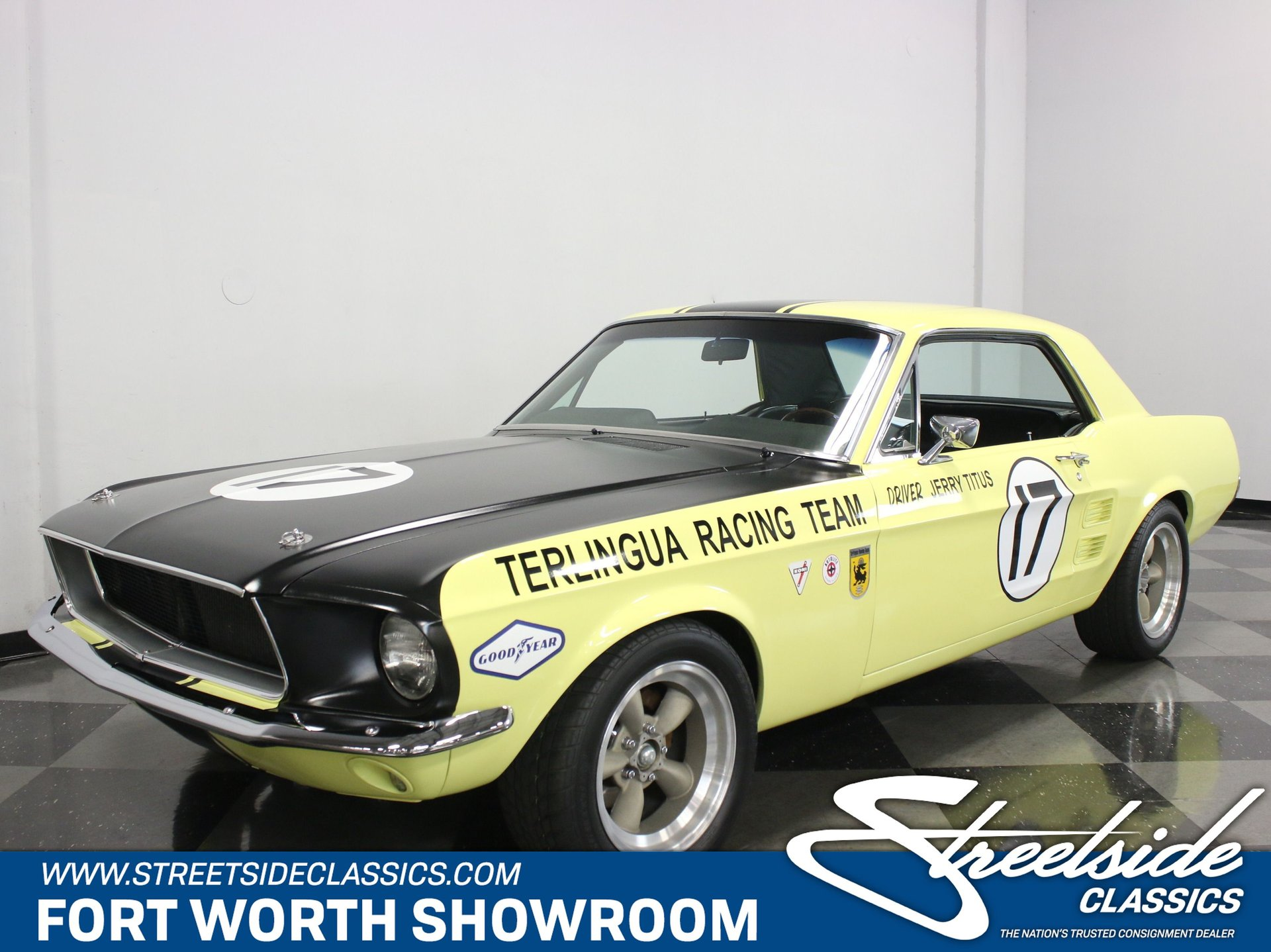 For sale 1967 ford mustang spincar view play video