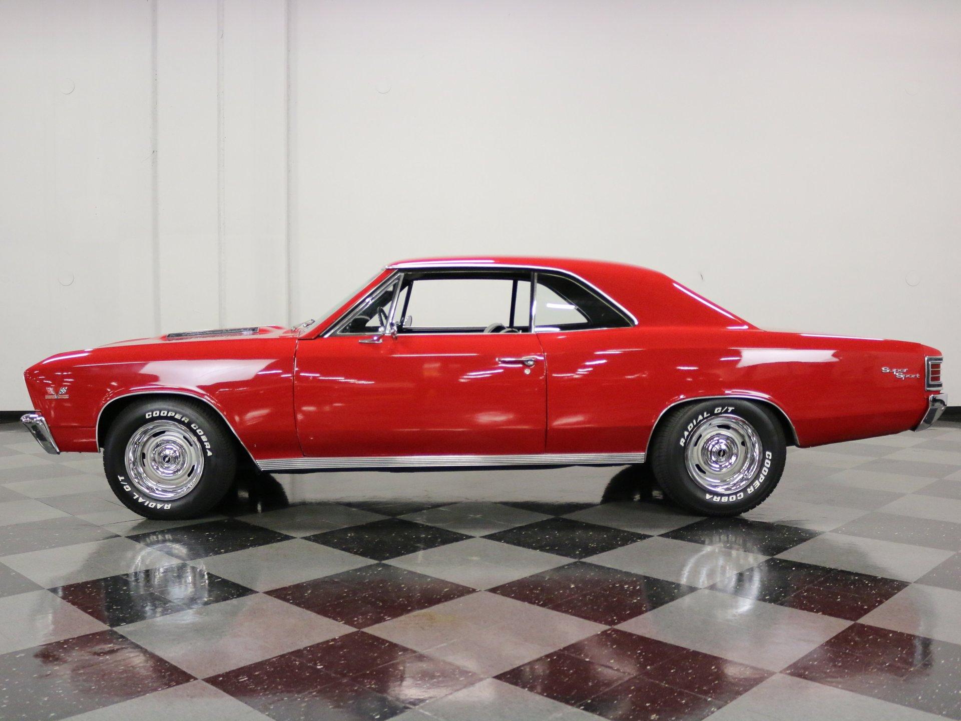 1967 chevrolet chevelle ss 427 tribute