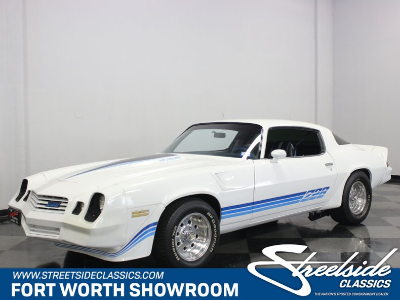 For Sale: 1981 Chevrolet Camaro