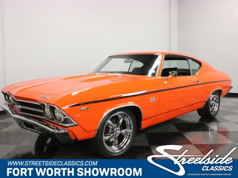 For Sale: 1969 Chevrolet