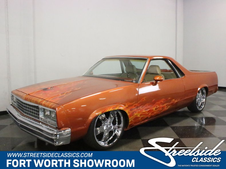 For Sale: 1982 Chevrolet El Camino