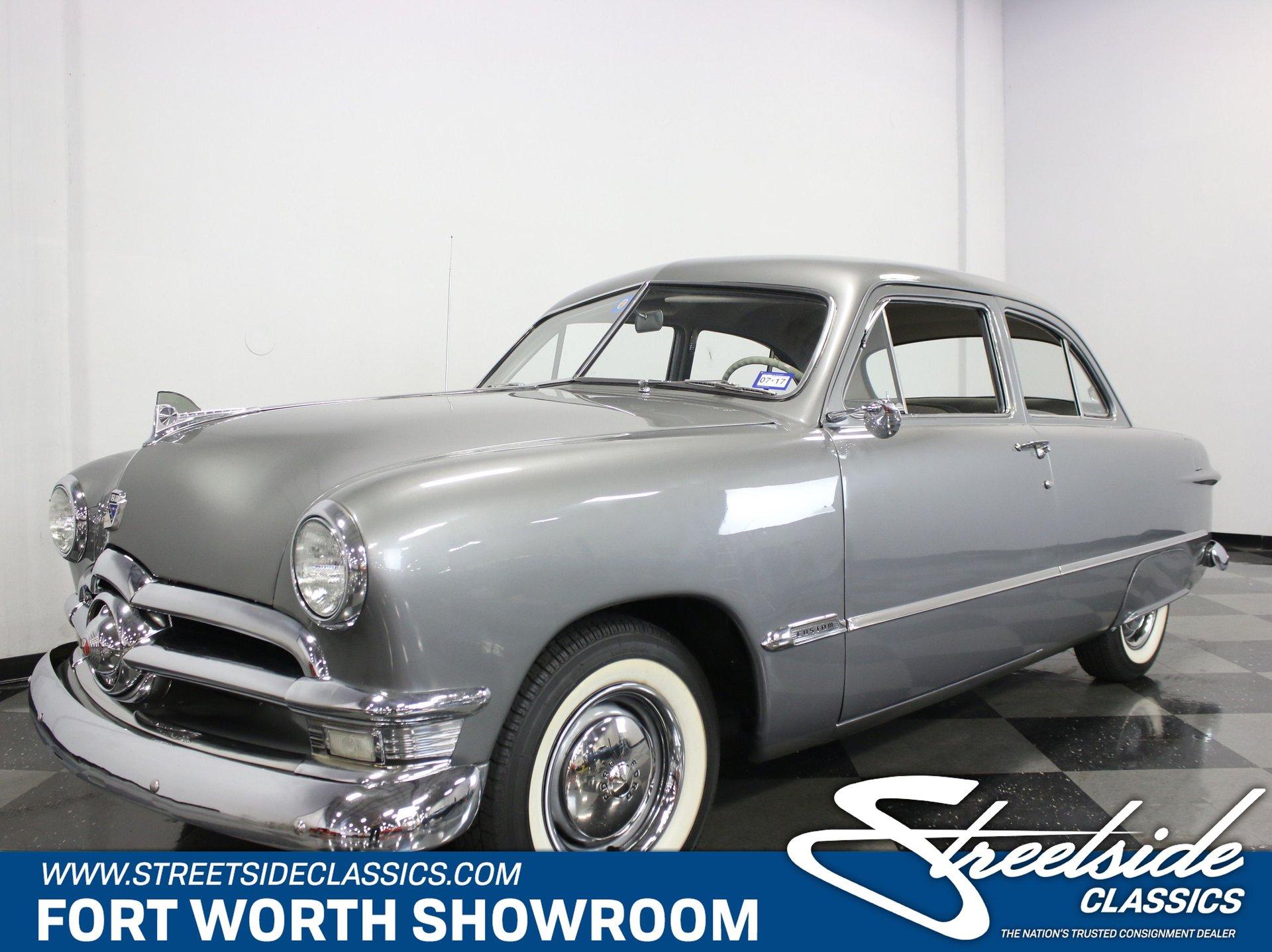 1950 ford custom sedan