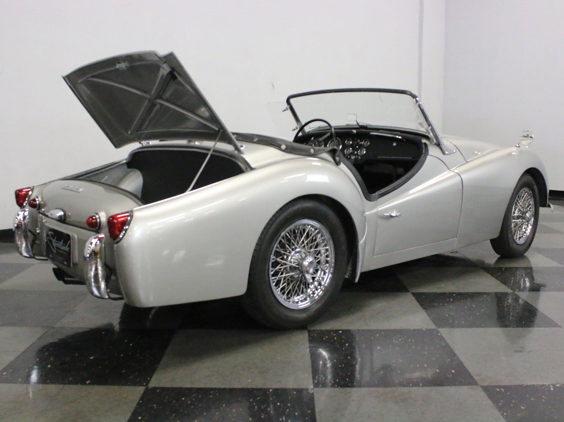 1959 Triumph TR3 | Streetside Classics - The Nation's