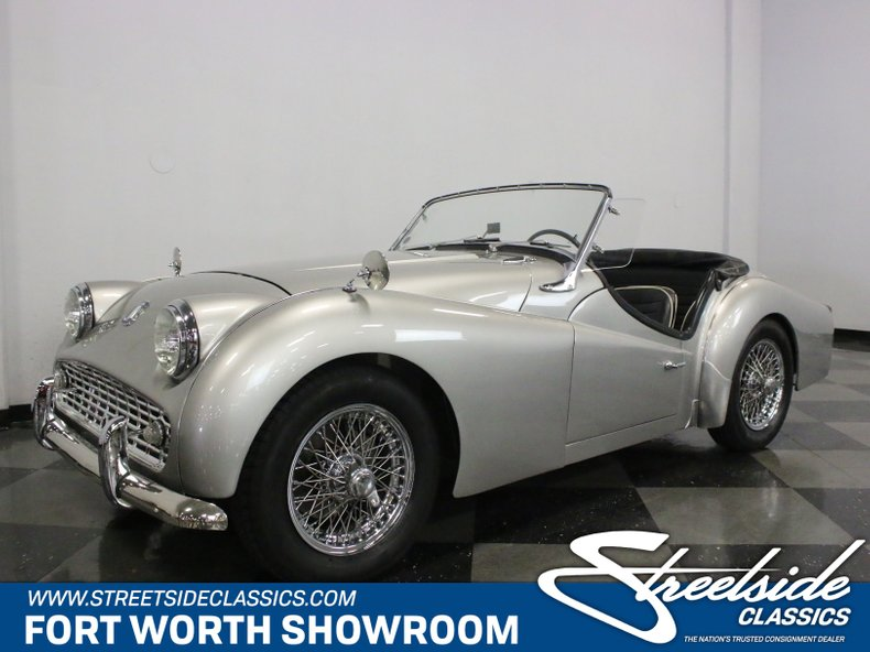 1959 Triumph TR3 | Streetside Classics - The Nation's Trusted