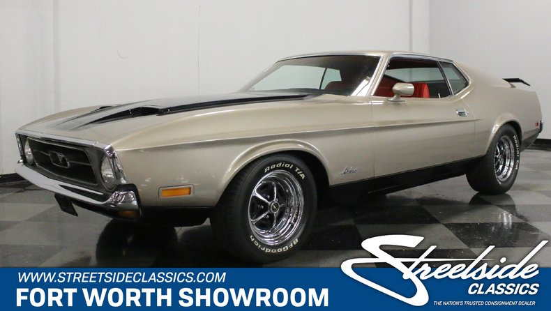 For Sale: 1971 Ford Mustang