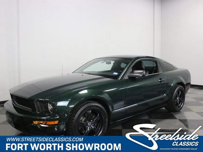 2008 Ford Mustang Streetside Classics The Nation S Trusted