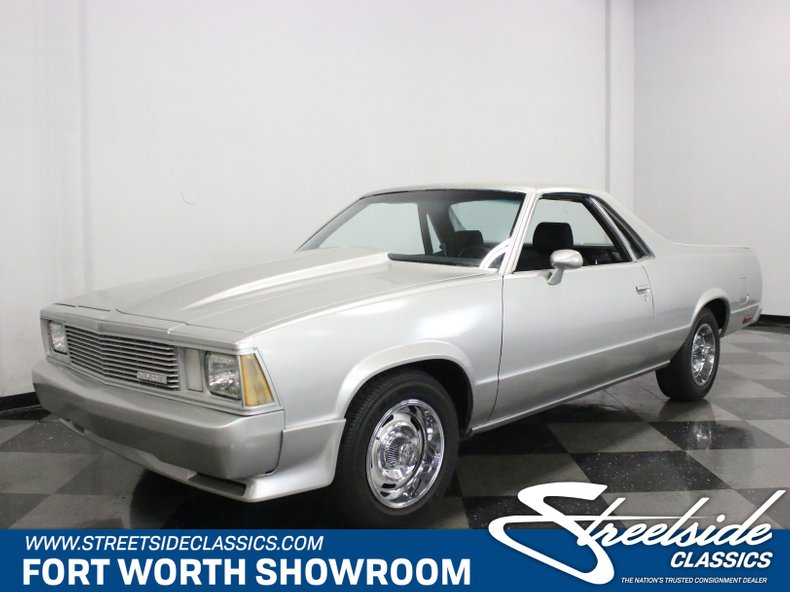 For Sale: 1981 Chevrolet El Camino