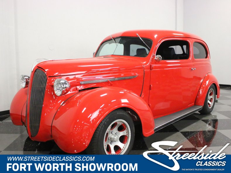 For Sale: 1939 Plymouth P8