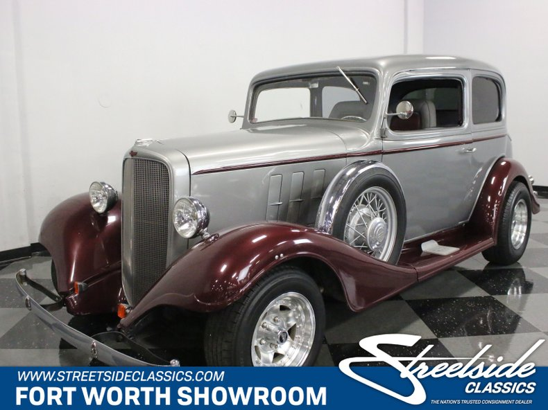 For Sale: 1933 Chevrolet Eagle