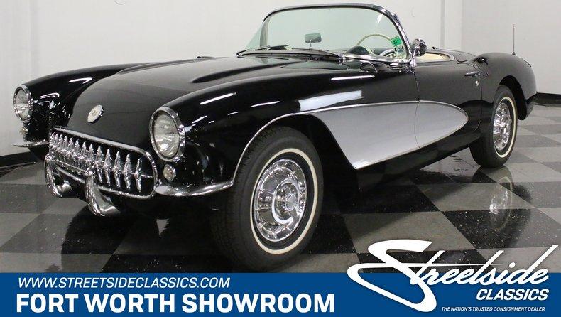 1957 Chevrolet Corvette For Sale