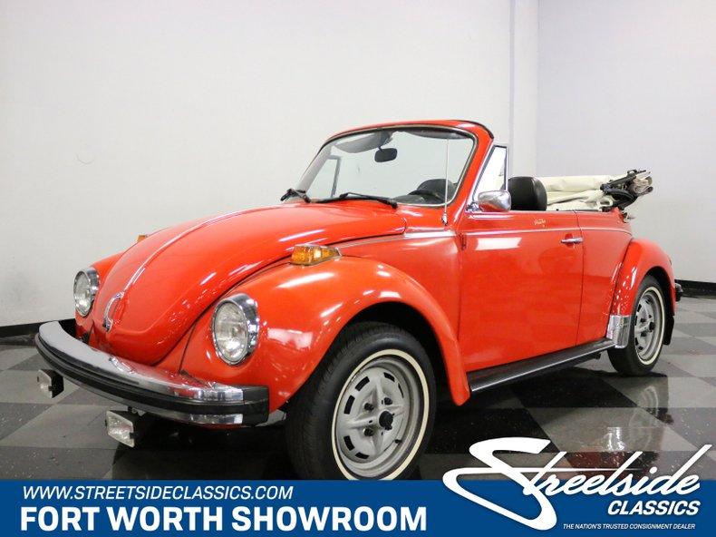 For Sale: 1979 Volkswagen Beetle