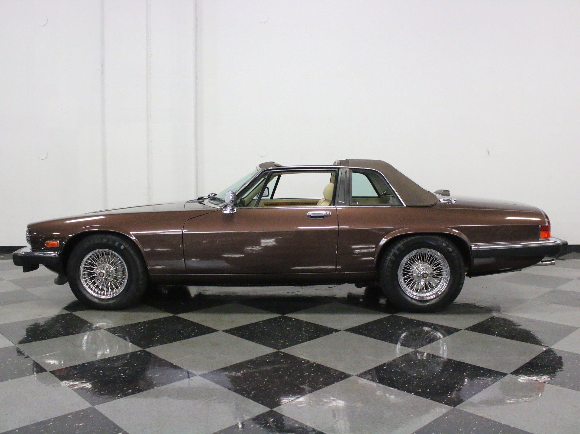 1986 jaguar xj sc cabriolet