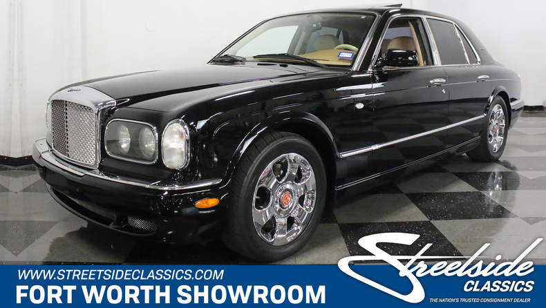 2000 bentley arnage | streetside classics - the nation's trusted
