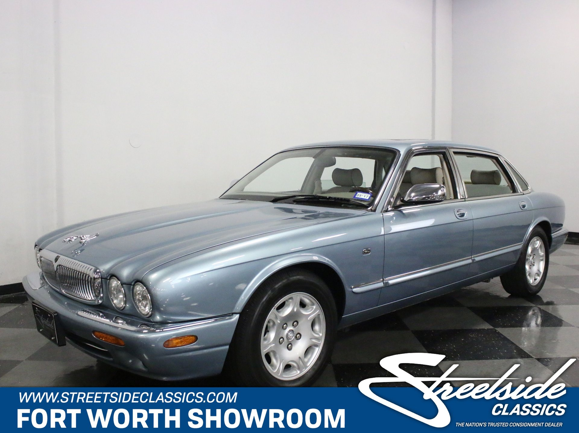 2002 Jaguar Xj8 L Classic Cars For Sale Streetside Classics The Nation S 1 Consignment Dealer