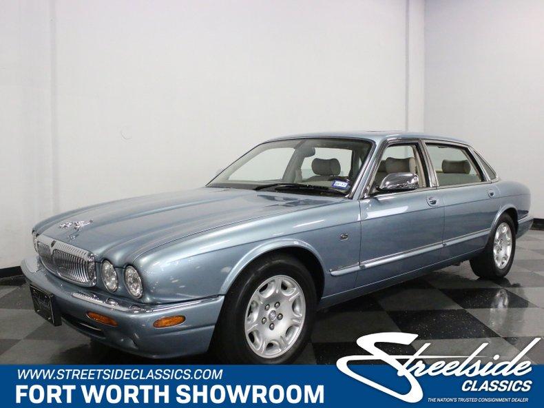 For Sale: 2002 Jaguar XJ8-L