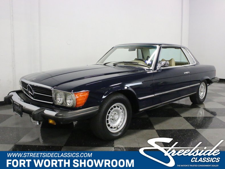 1974 Mercedes-Benz 450SLC For Sale