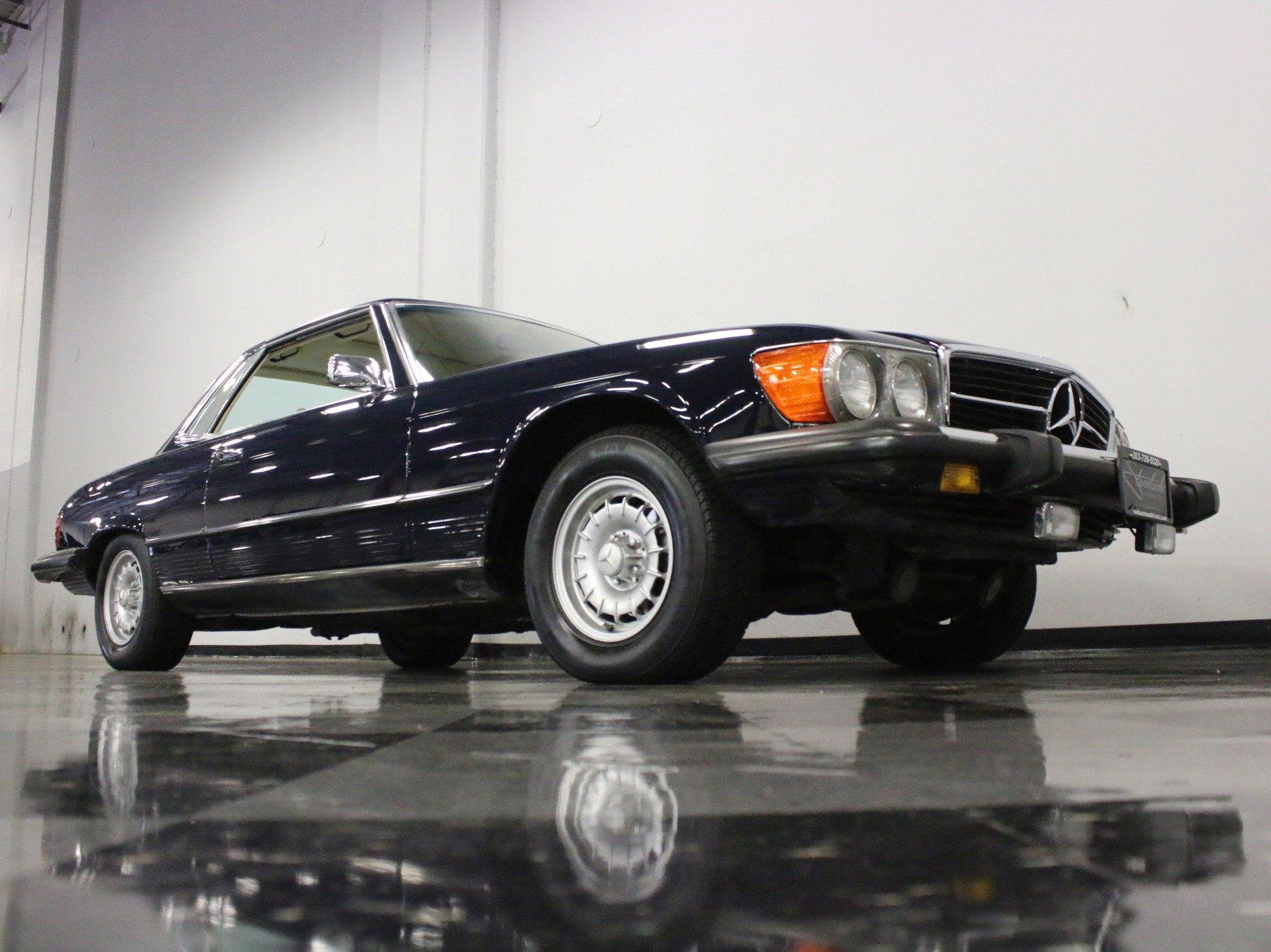 1974 Mercedes-Benz 450SLC | Streetside Classics - The