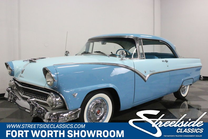 For Sale: 1955 Ford Fairlane