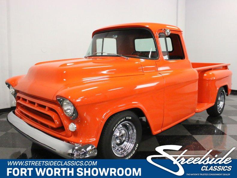 1957 Chevrolet 3100 For Sale 65672 Mcg