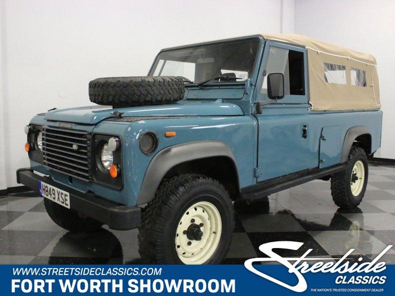 For Sale: 1991 Land Rover Defender