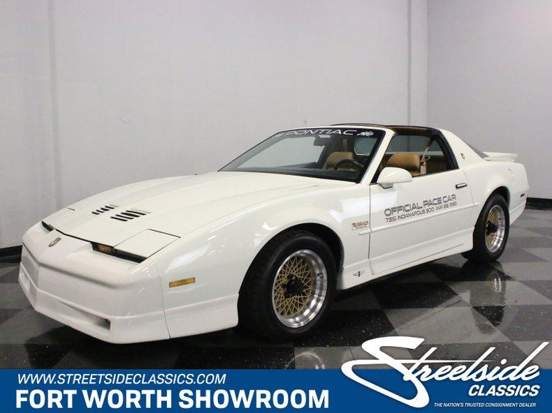 For Sale: 1989 Pontiac Firebird