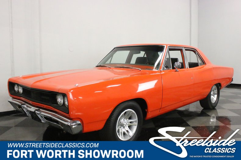 For Sale: 1969 Dodge Coronet