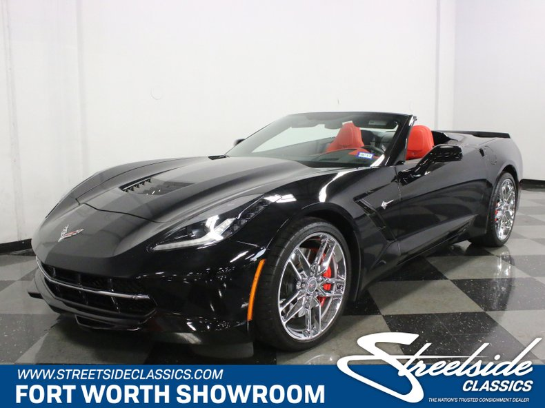 For Sale: 2014 Chevrolet Corvette