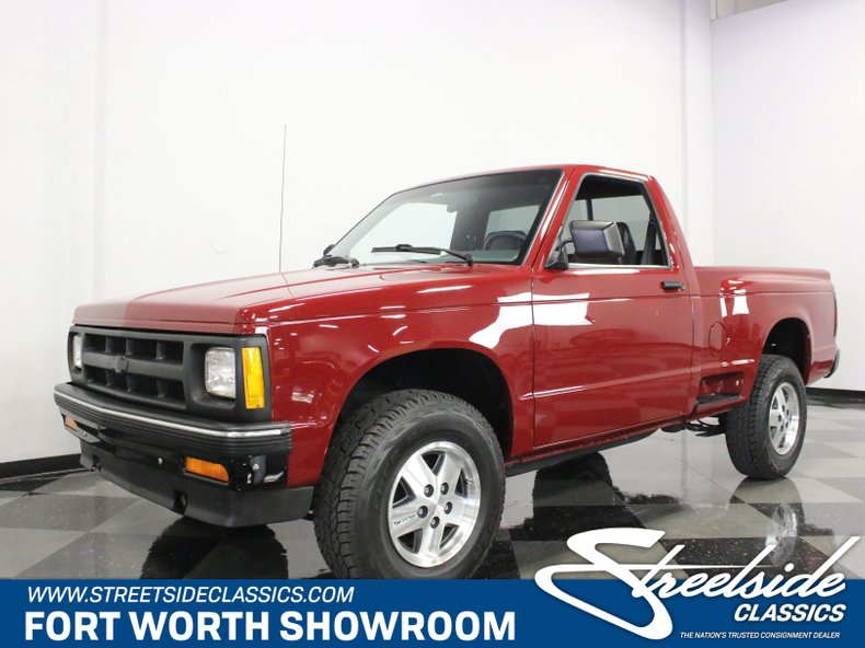 For Sale: 1991 Chevrolet S-10