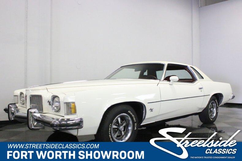 1973 Pontiac Grand Prix For Sale