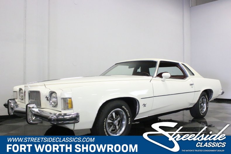 For Sale: 1973 Pontiac Grand Prix