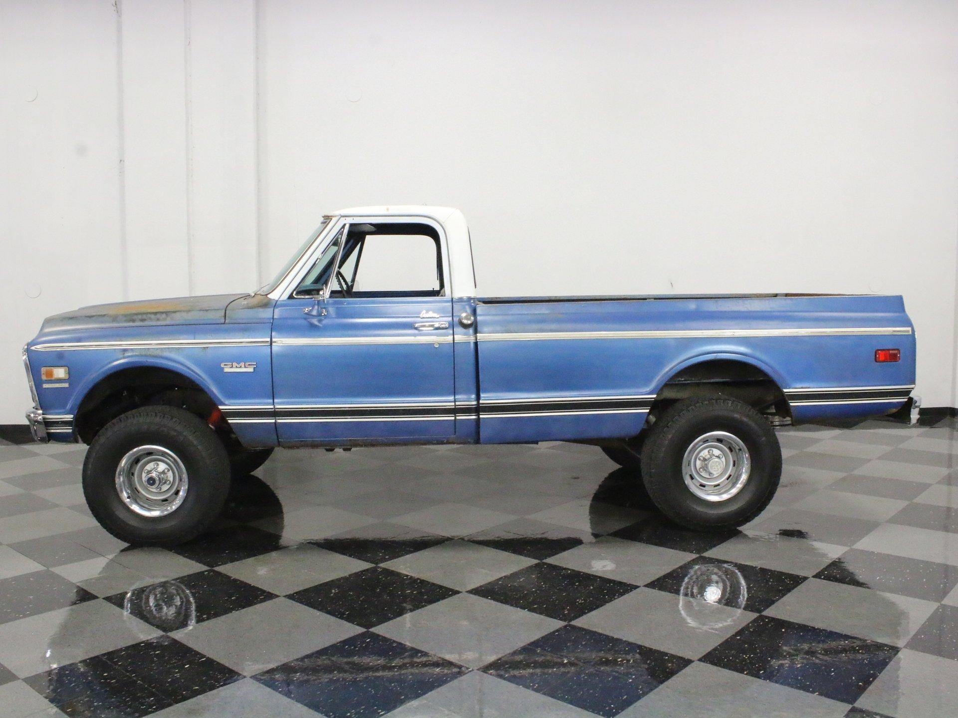 1970 gmc k1500 custom