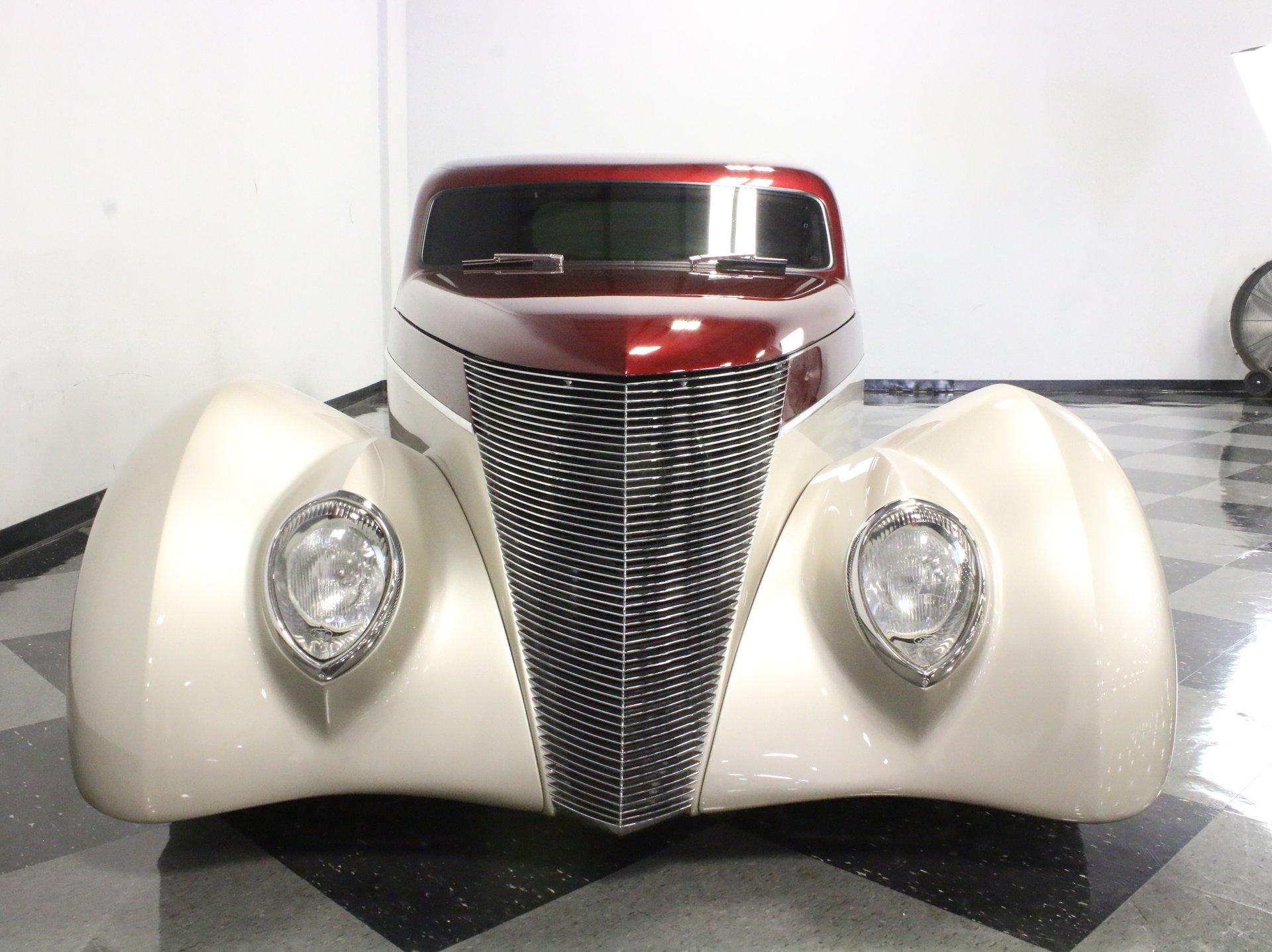 1937 Ford Phantom | Streetside Classics - The Nation's