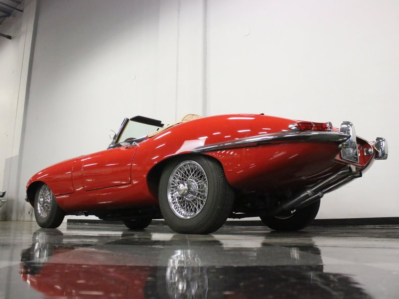 1967 Jaguar E-Type 33