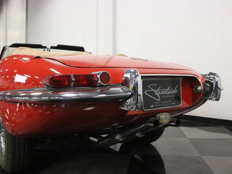 1967 Jaguar E-Type 73