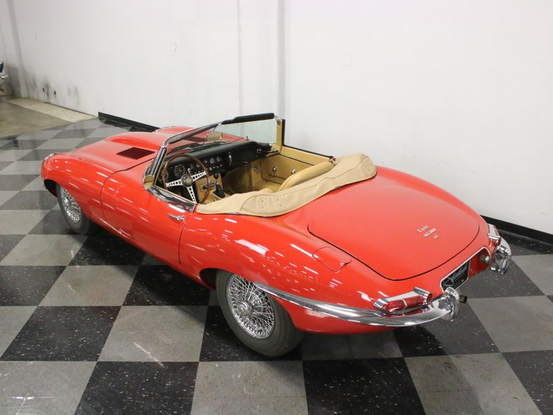 1967 Jaguar E-Type 75