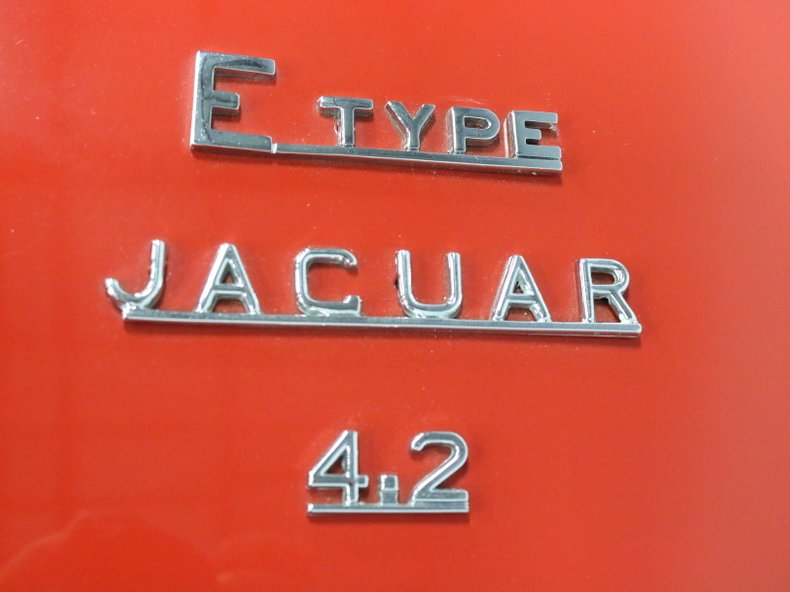 1967 Jaguar E-Type 76