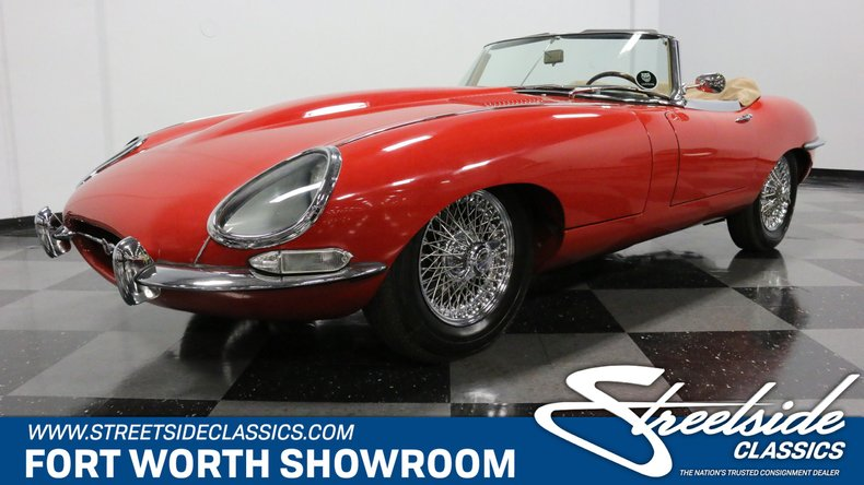 1967 Jaguar E-Type 1