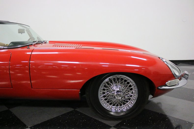1967 Jaguar E-Type 41
