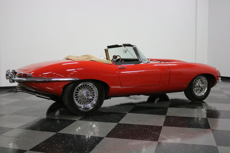 1967 Jaguar E-Type 14