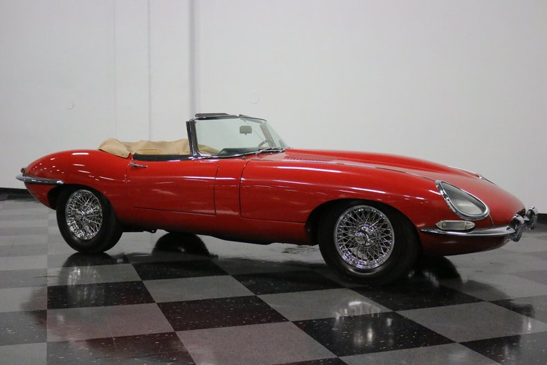 1967 Jaguar E-Type 16