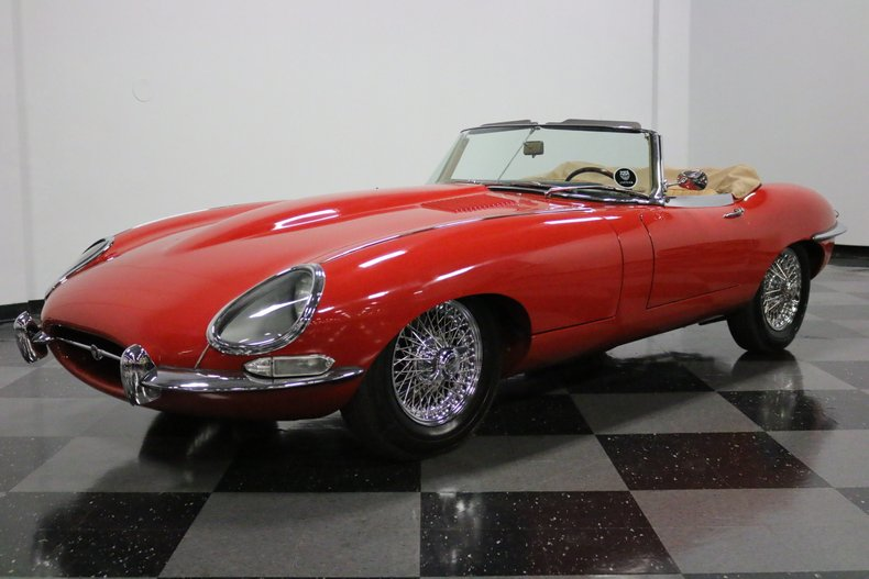 1967 Jaguar E-Type 5
