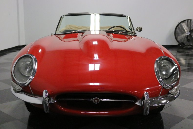 1967 Jaguar E-Type 20
