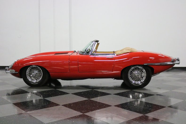 1967 Jaguar E-Type 7