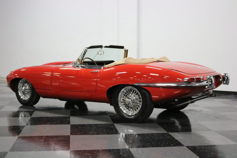 1967 Jaguar E-Type 8