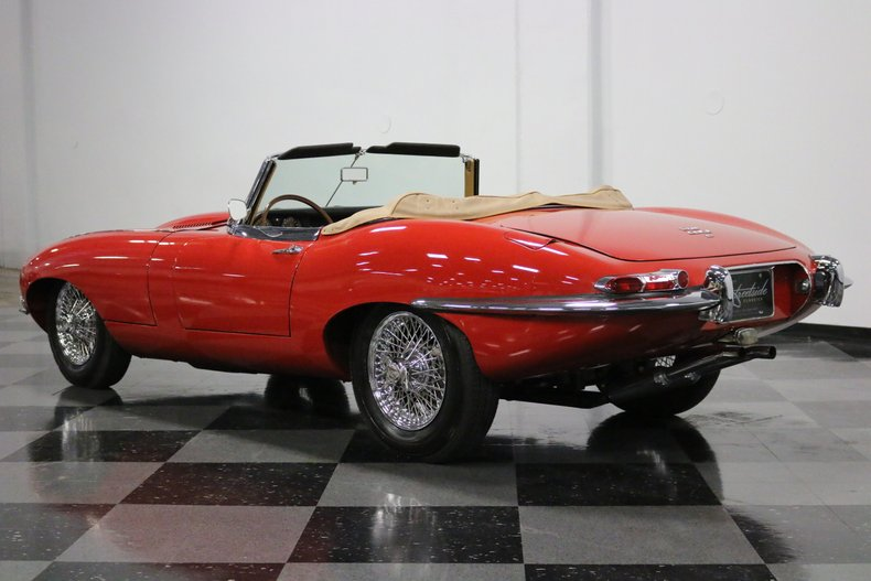 1967 Jaguar E-Type 9